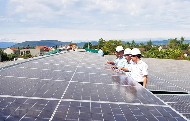 nearly 5500 rooftop solar projects developed in dak lak