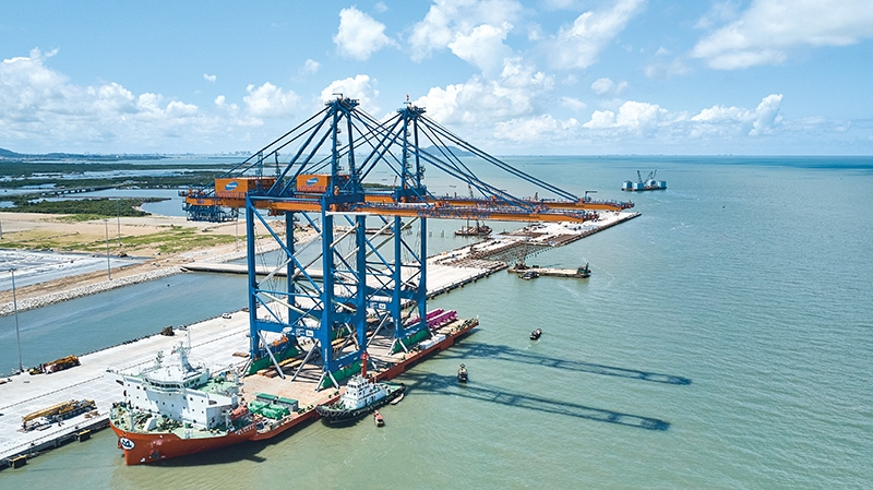 logistics industry to flourish from added exposure to world via rcep