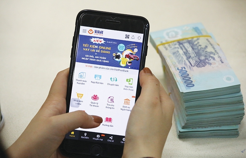 E-wallet services to facilitate online payment convenience
