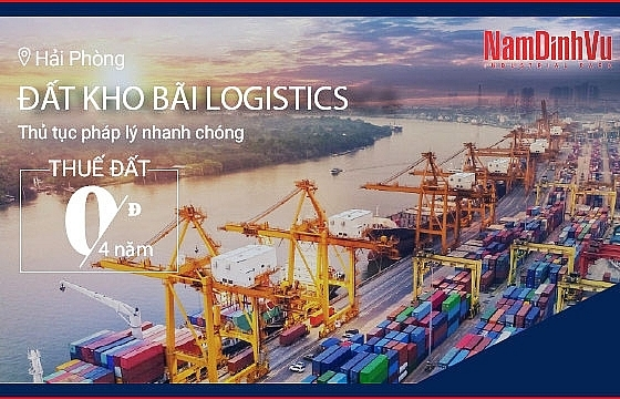 Being safe in COVID-19: Haiphong a bright spot on Vietnam's industrial property map