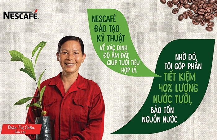 Nestlé Vietnam's programmes supporting sustainable actions