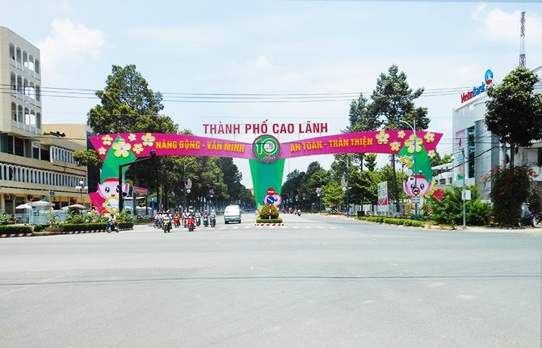 Dong Thap grasps momentum in socioeconomic development