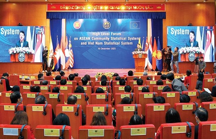 Tightened indicators aid ASEAN statistics community