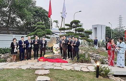 Nam Cau Kien Industrial Park receives Vietnam record