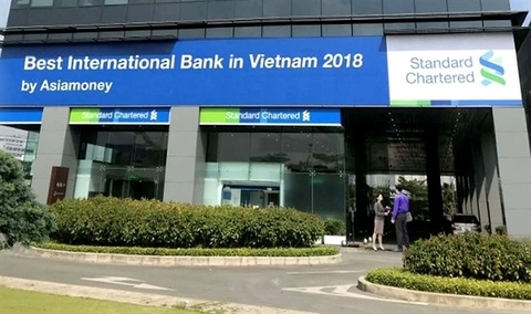 """Fitch rates Standard Chartered Bank Vietnam """"BB"""" with stable outlook"""