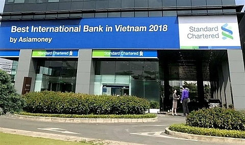 fitch rates standard chartered bank vietnam bb with stable outlook