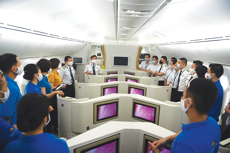 1523 p12 flexibility necessary for airlines to prosper