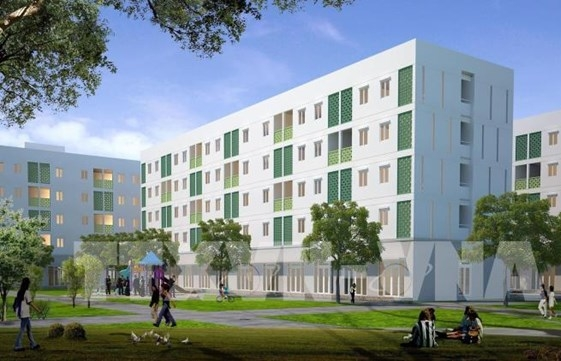 Vietnam home to 513 social housing projects for workers