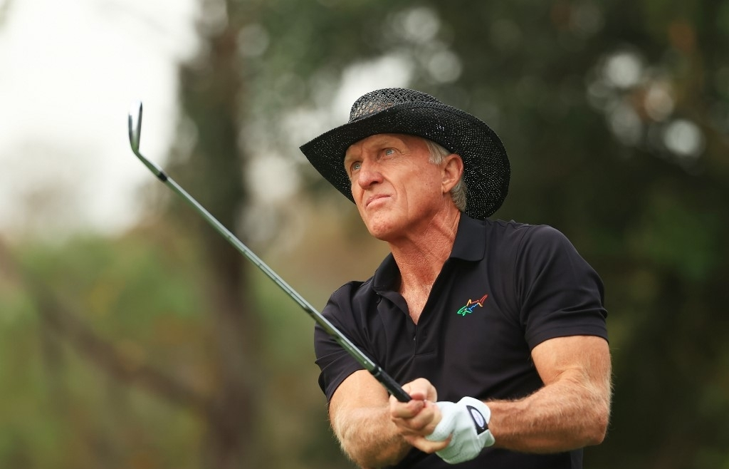 Aussie golf great Norman returns to hospital for Covid-19 treatment