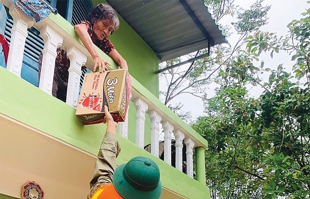 Hopes for continued aid for at-risk families