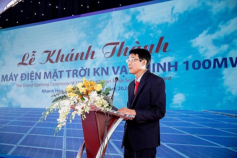 87 million solar power plant inaugurated in khanh hoa