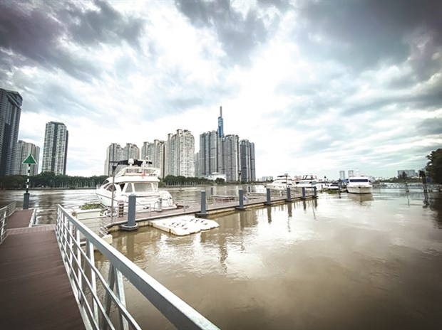 first yacht show opens in hcm city