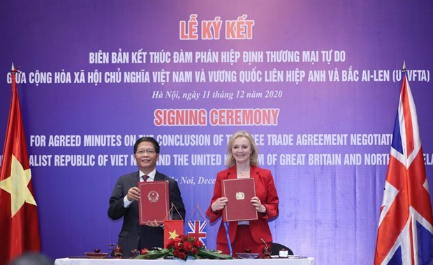 uk vietnam fta to become effective from 2300 on december 31