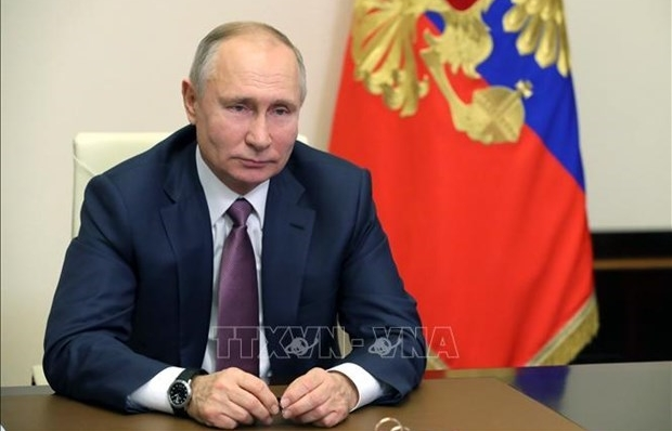 Russian President extends New Year greetings to Vietnam