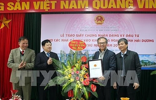 Hai Duong begins year with $40 million paper factory