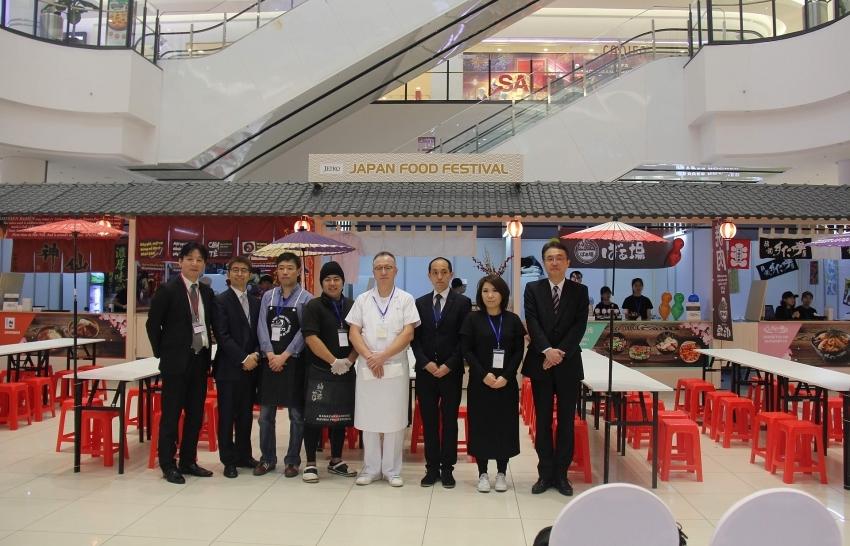 Test Kitchen Vietnam 2019 bring back Japanese cuisine to Hanoi