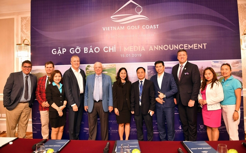 Vietnam Golf Coast to bring images of golfing in Vietnam to the world