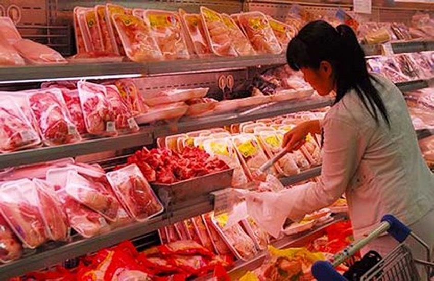 $1.1 imported pork for the New Year