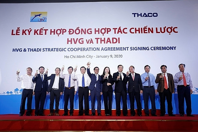 Thadi acquires 24 per cent stake in Hung Vuong