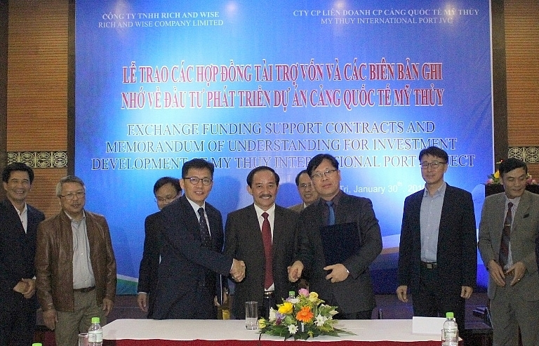My Thuy International Seaport a step closer to reality