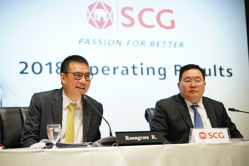 SCG announces  numerous record in 2018 operating results