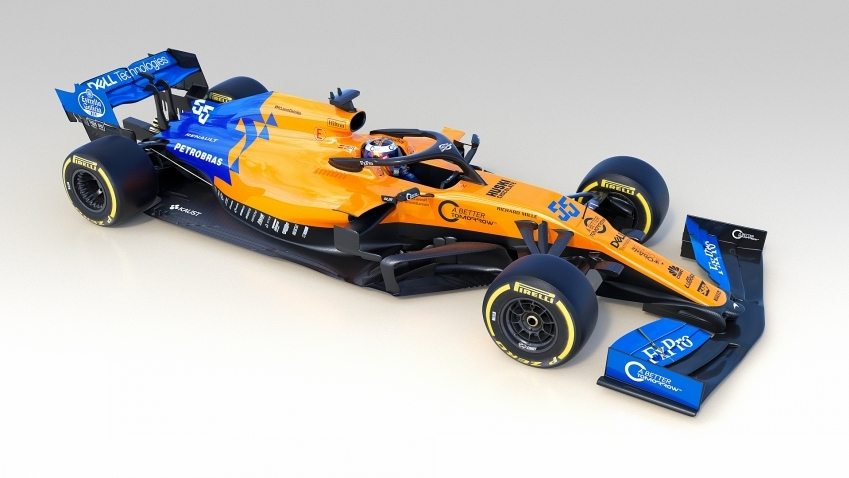 akzonobel sparks 2019 season into life for mclaren formula 1 team