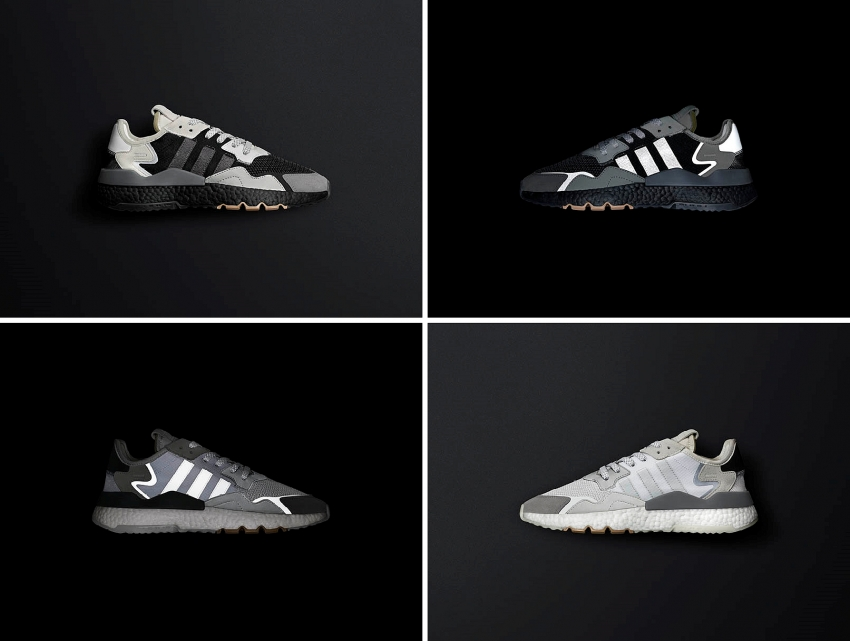nite jogger and sleek of adidas to return and be reimagined