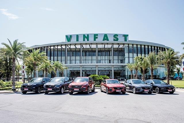 Vingroup reports net revenue of $4.8 billion in 2020