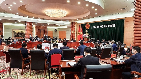 industrial parks in haiphong attract 5 billion in fdi this year
