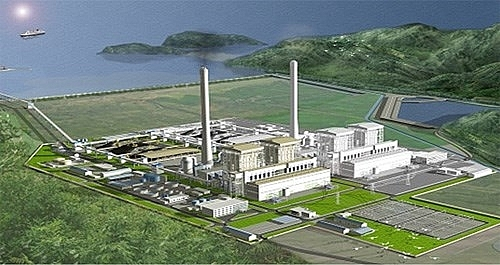vinacomin and evn protest geleximco huis thermal power plants proposal