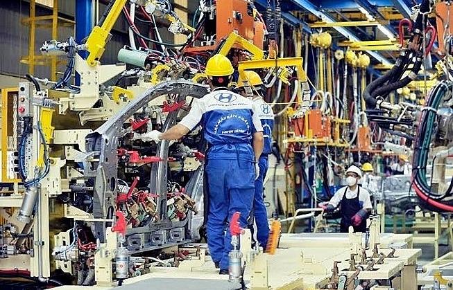 Hyundai Tan Phu plant under inspection