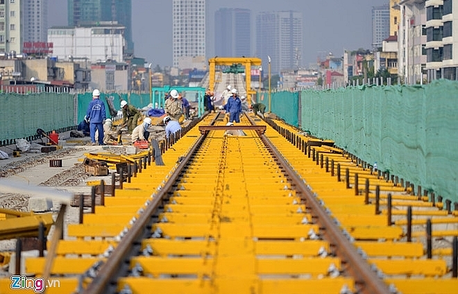Delaying Cat Linh-Hadong elevated urban railway to 2021 nothing but rumour
