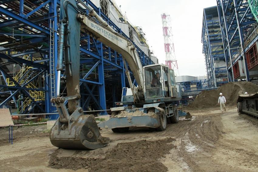 plans to resurrect thai binh 2 thermal power plant