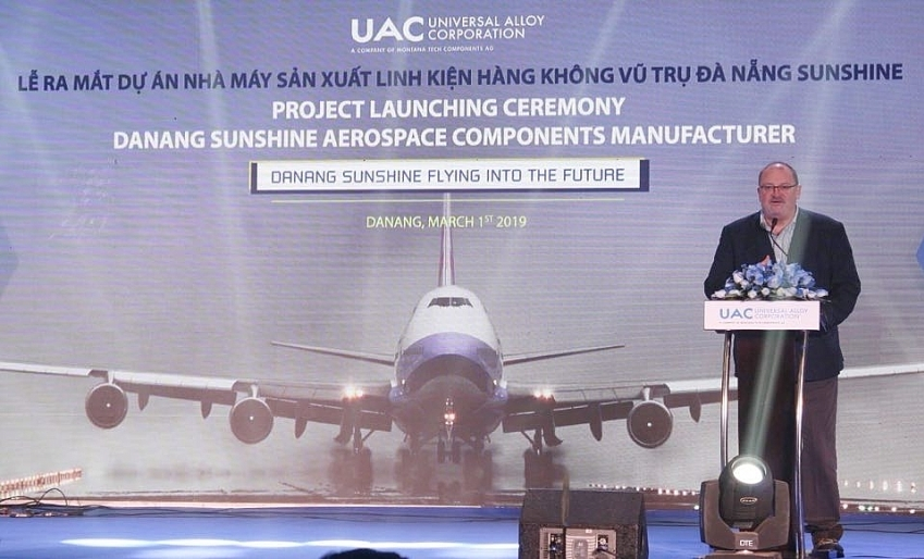 UAC to kick off $170 million factory in Danang