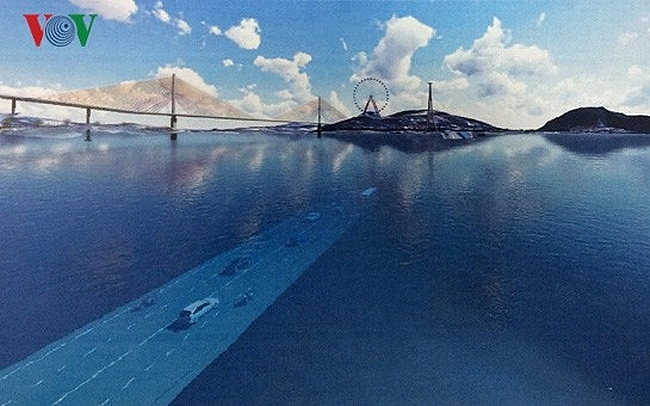 Quang Ninh approves pre-feasibility study of largest undersea tunnel