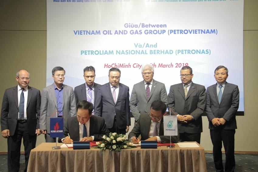 PetroVietnam and Petronas work on Ca Mau gas-power-fertiliser complex