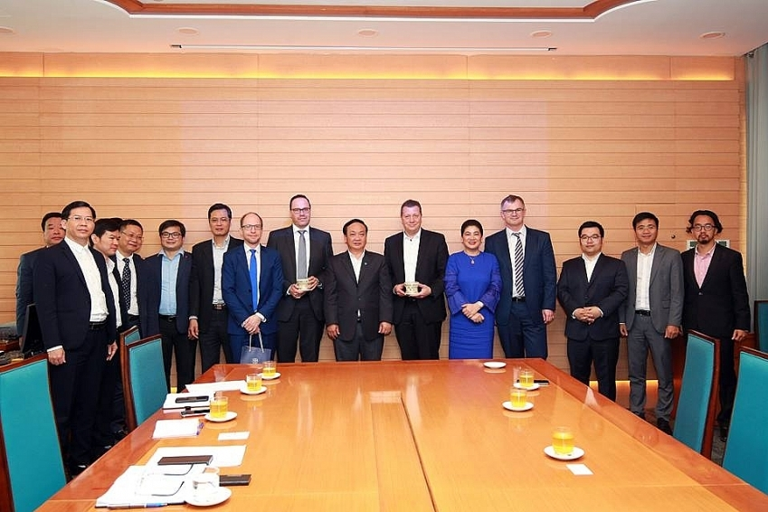 German solutions for Hanoi's wastewater and sludge problem