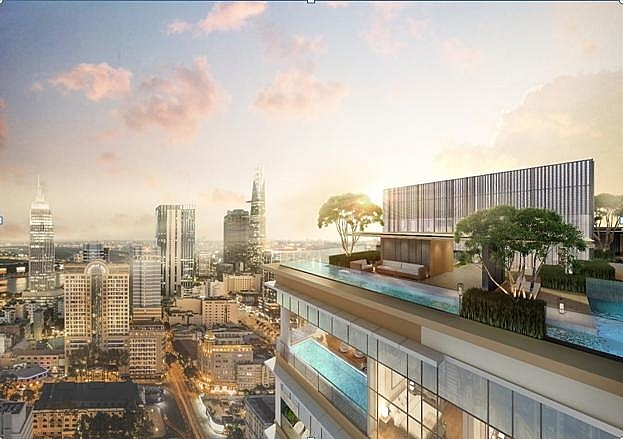 the marq vietnams ultimate luxury residential destination to be launched