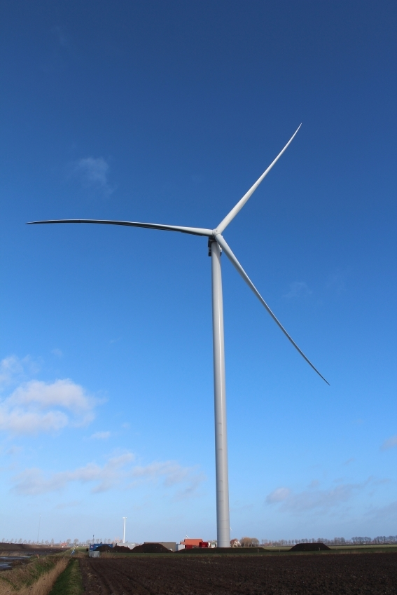 Largest wind turbines in Asia to power Vietnam