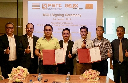 pstc and gelex to kick off 54 million solar farm this month