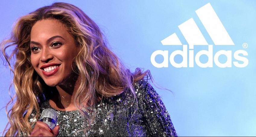adidas and Beyoncé announce iconic partnership