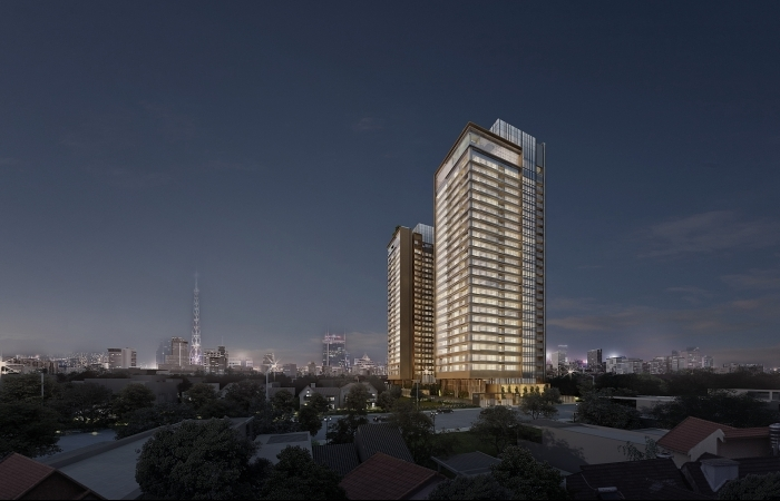 Hongkong Land's latest luxury project is located in Ho Chi Minh city