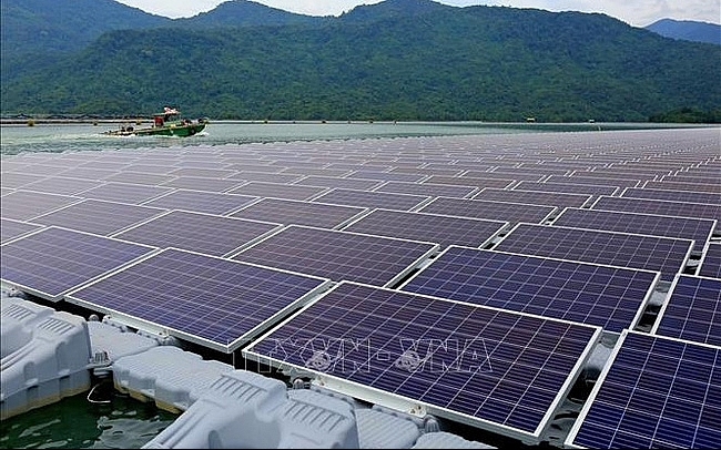 Solar power grows 28-fold in Vietnam's energy mix