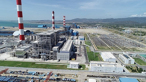 evn permitted to exceed loan ceiling to develop quang trach 1 thermal power plant