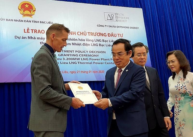 lng bac lieu project expected to start in late 2021