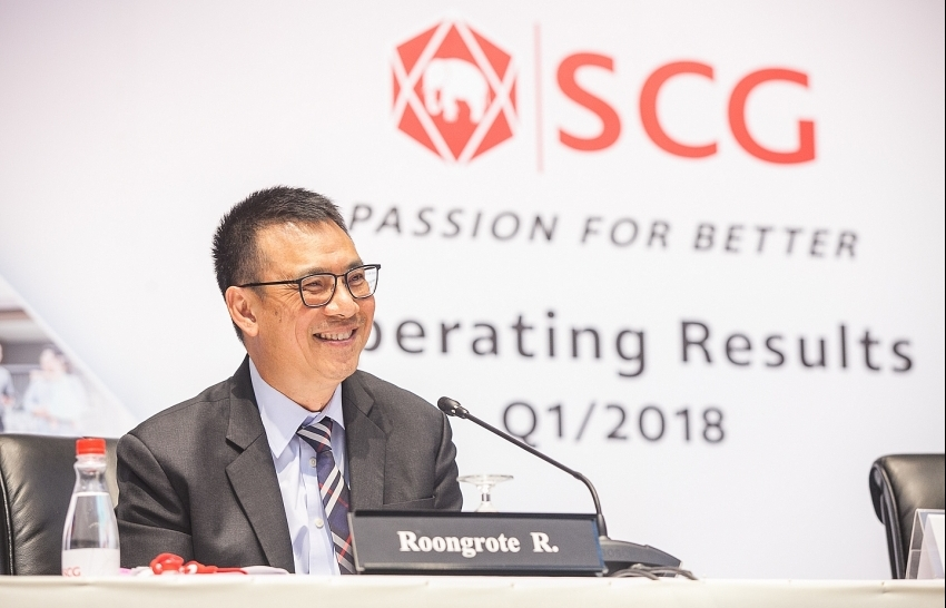 SCG to drive innovation through digital technology