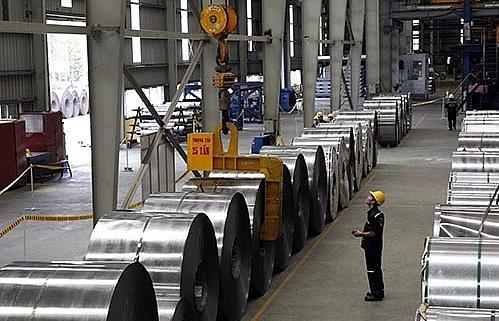 Bad performance spells doom for $10.6 billion Hoa Sen Group steel complex?
