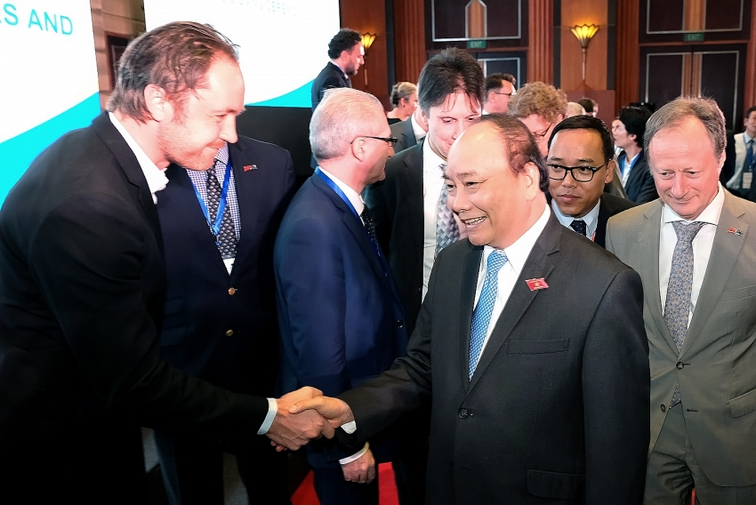meet europe 2018 attracts over 200 companies from europe and vietnam