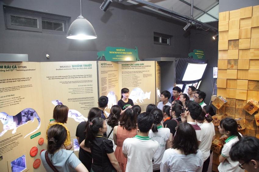 students and lecturers unite against illegal wildlife medicine