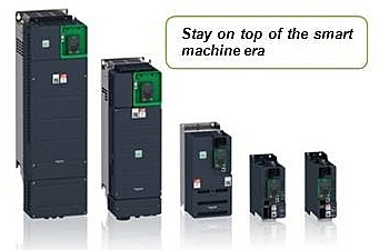 Schneider Electric debuts innovative Altivar Machine ATV340 variable speed drives